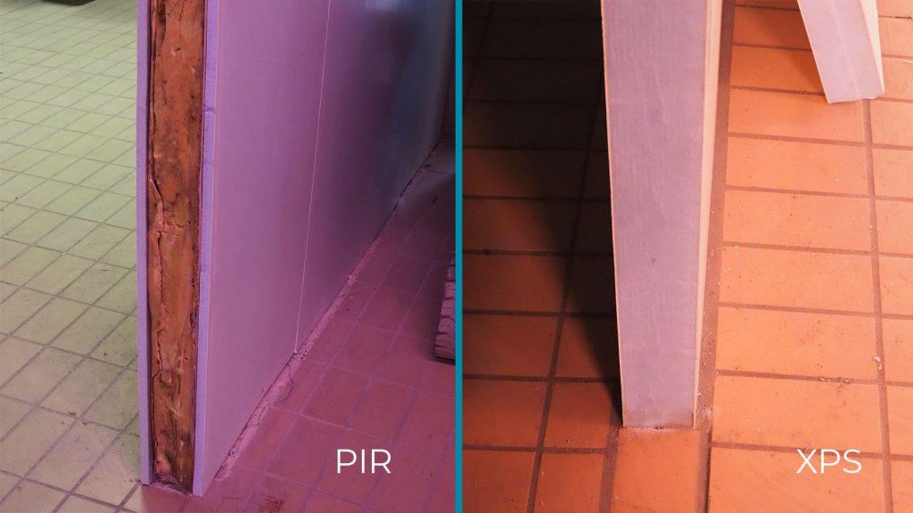 xps eps pir ---insulating-panels-core